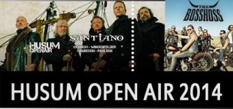 Husum Open Air 2014 – Mit Santiano und BossHoss – Es gibt noch ein paar Tickets