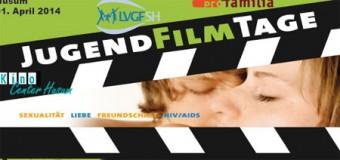 Die 5. Jugendfilmtage in Nordfriesland von Husum bis Niebüll