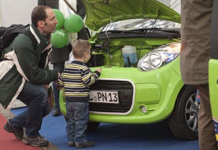 New Energy Husum har fokus på elektromobilitet