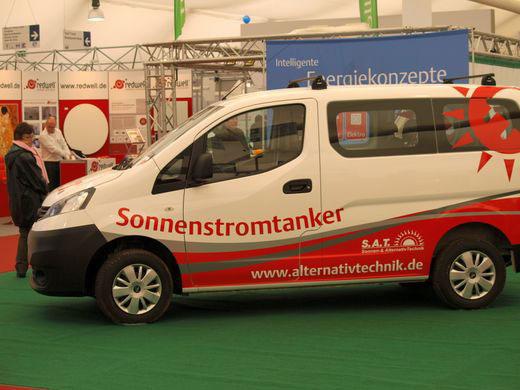New Energy Husum setzt auf Elektromobilität – Wer schon ein E-Mobil fährt, hat am Samstag Freien Eintritt