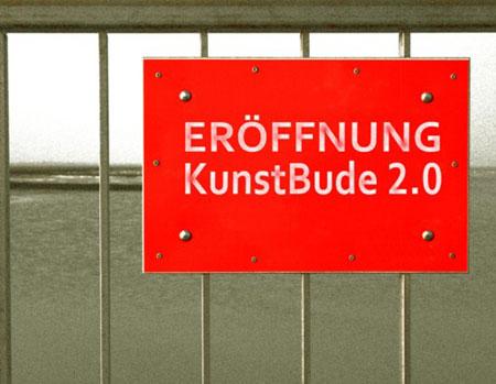 KUNSTBUDE 2.0 wird in Witzwort auf Eiderstedt eröffnet