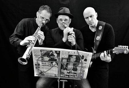 Neue Band mit alten Bekannten live in Leck – TABOO