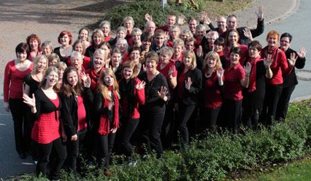 2. Chorkonzert im Schloss vor Husum – JOYFUL VOICES im Rittersaal