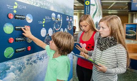 Welterbe-Tag im Nationalpark-Zentrum Multimar Wattforum Tönning