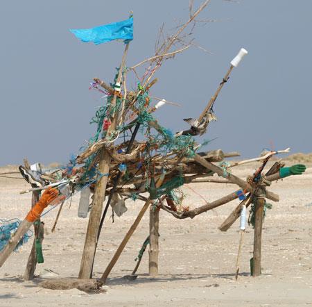 """Gehts dem Plastik an den Kragen?  Verein """"Küste gegen Plastik"""" gegründet"""