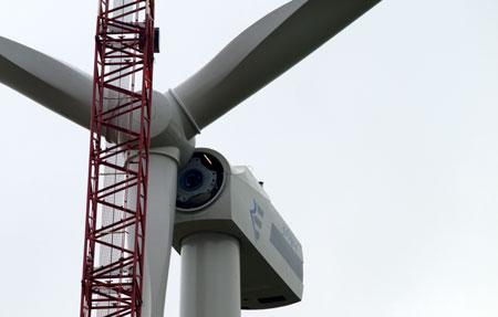 Infotermin zum Jobeinstieg in der Windenergie