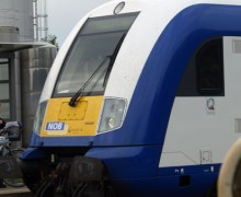 7.-8. März: NOB Verspätungen drohen zwischen Husum und Niebüll