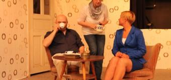 Neue Komödie der Halligtorbühne Bredstedt: Der Seiltänzer( HEXENSCHUSS)
