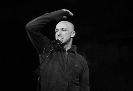Am Freitag Poetry Slam im Husumer Speicher