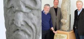 Neue, alte Skulptur soll Nationalparkverwaltung vor Unheil schützen