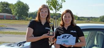 Team New Energy Husum holt Pokal bei der 4. nordeuropäischen E-Mobil Rallye