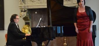 Liedkunst im Schloss vor Husum