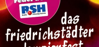 Friedrichstadt erleuchtet! Friedrichstädter Lampionfest 2014