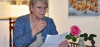 Träume und Erinnerungen – Sommerliche Lesung im Haus Peters