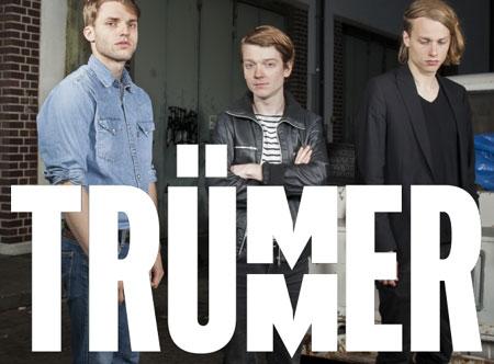Band Trümmer besucht mit TV-Team das Atelier Klint in Tinnum auf Sylt
