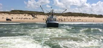 Krabbenkutter vor Sylt aus Seenot gerettet