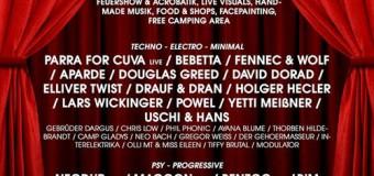 Für die Freunde der elektronischen Musik – Bachblyten Festival bei Husum