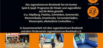 BOA in Bredstedt: Spiel & Spaß für Kids, Kinder-Flohmarkt und Oldtimer-Rallye