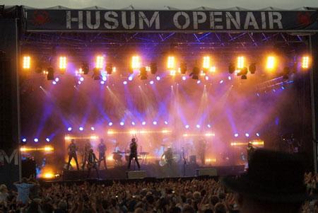 Fotos Husum Openair am Sonntag – Nicht nur The Bosshoss rockte