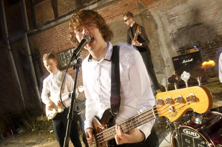 Niebüller Band ROAST APPLE als Highlight des Planet Rock im WDR TV zu sehen