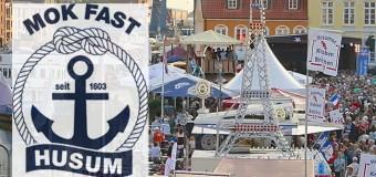 33. Husumer Hafentage – 20 Live Bands – das Mega Event im Norden!