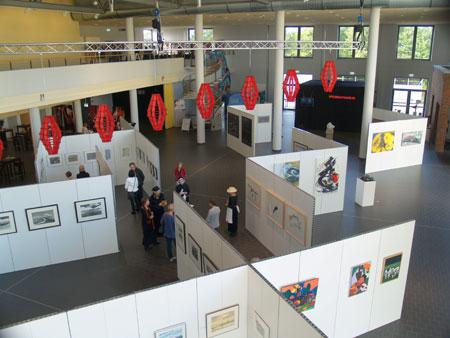 Große Bildergalerie zum Kultur21 Festival in Husum