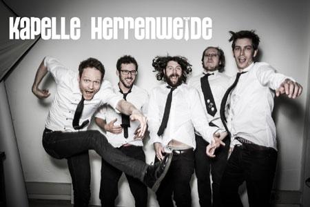 Speicher Husum – Freitag live: Kapelle Herrenweide und Samstag on Tour nach Højer