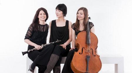Trio Catch am 27. Oktober im Multimar Wattforum Tönning