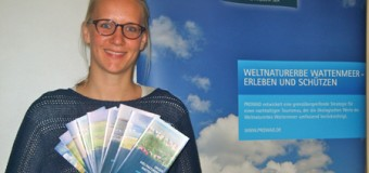 Neue Flyer präsentieren das Weltnaturerbe Wattenmeer