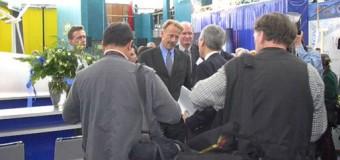 Jubiläum in Husum! Ministerpräsident Albig gratuliert zu 25 Jahren HUSUM Wind