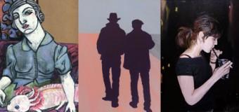 Kunstvielfalt und drei Autoren in Tinnum auf Sylt