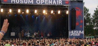 Beyond the Black ebenfalls beim Husum Open Air 2015