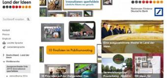 """Pellworm-Projekt im Finale zum bundesweiten Wettbewerb """"Land der Ideen"""""""