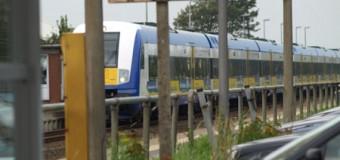 Fahrplanabweichungen im Streckennetz der Nord-Ostsee-Bahn