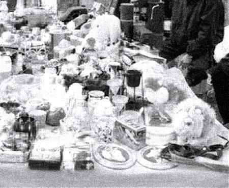 Hallen-Flohmarkt in Niebüll