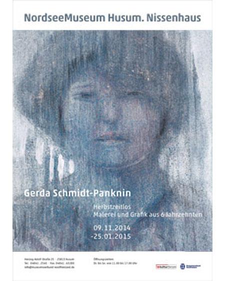 Ausstellung im NordseeMuseum Husum: Gerda Schmidt-Panknin – Herbstzeitlos