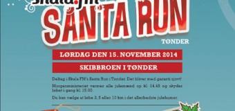 Weihnachtsstadt Tønder öffnet am 8. November mit vielen Weihnachtsmännern