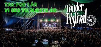 Tønder Festival startet Vorverkauf und einen Adventskalender