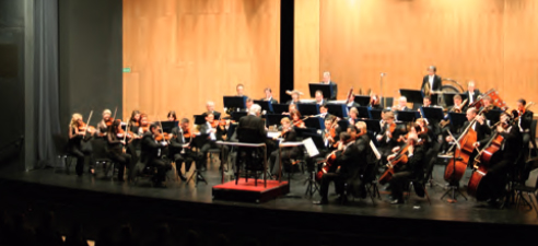 Großes Neujahrskonzert mit der KlassikPhilharmonie Hamburg im NCC Husum