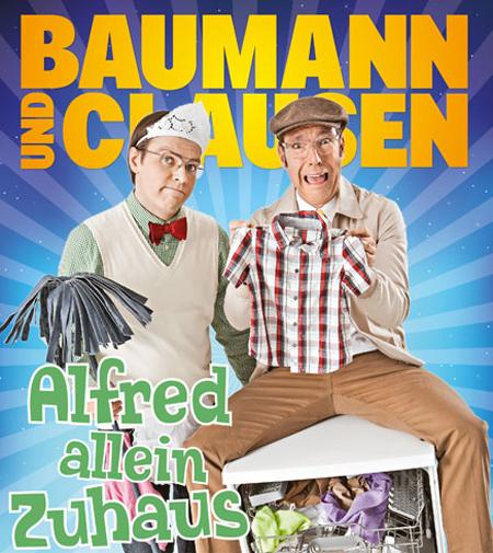 R.SH Stars im NCC Husum: Baumann & Clausen – Alfred allein zu Haus