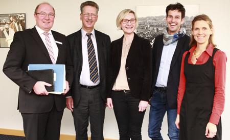Projekt WAL Nord der FH Flensburg berät Hotelbetrieb in Nordfriesland