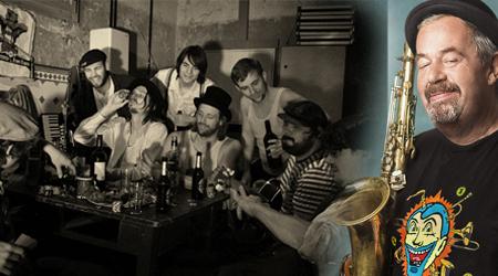 Speicher am Wochenende: Ska mit Ivan & The Kreml Krauts und am Samstag die Tommy Schneller Band