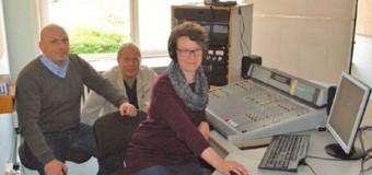 Eiderstedter Deichfunk: Neue Radiosendung für Eiderstedt wird in Garding produziert