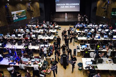 Größte LAN-Party Norddeutschlands auf dem Messegelände in Husum geplant