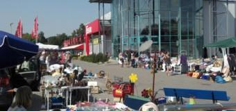 Erster Flohmarkt des Jahres 2015 in Breklum für jedermann