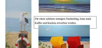 Ulrike Neuhaus – Atelier-Eröffnung in Dörpstedt