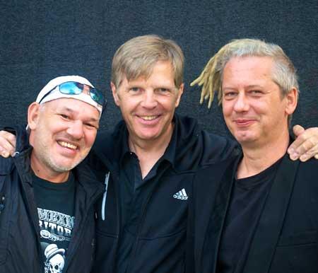 Speicher Husum live: Georg Schroeter, Marc Breitfelder & Teasy/Torsten Zwingenberger