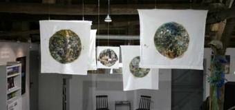 Schwebende Zustände in der Kunstbude 2.0 in Witzwort