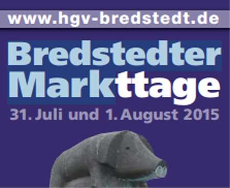 Bredstedter Markttage 2015 – Musik & Genuss
