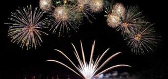 """""""Föhr on Fire"""": Großes Feuerspektakel zum 10. Hafenfest"""